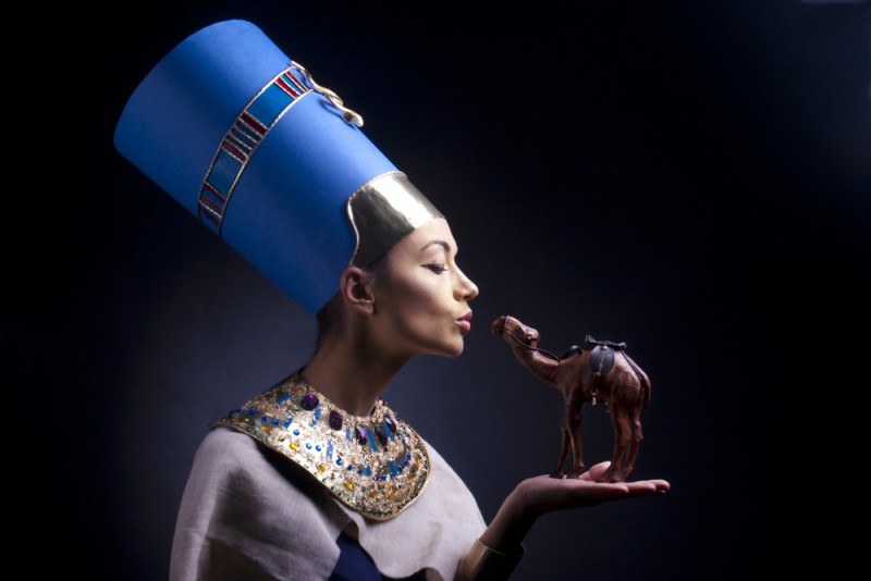 チラシの歴史はエジプトから