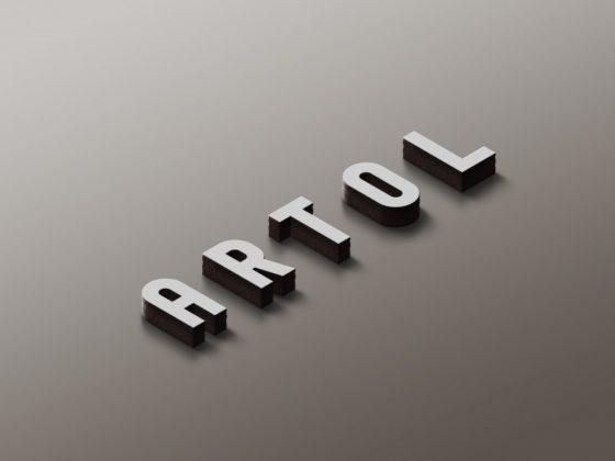 アート作品撮影サービスのロゴ2
