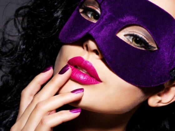 紫色のデザインの心理効果