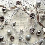 銀色の与える心理効果を活用したデザインの作成例