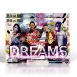 R&B・HIPHOPミュージックイベントのチラシデザインを制作しました。