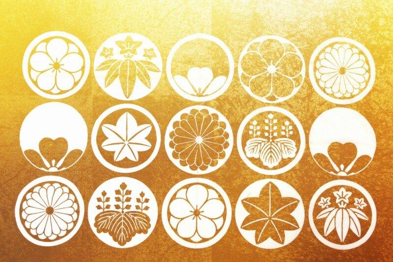 家紋とロゴデザイン