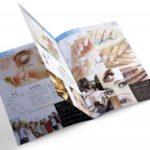 カタログ・中綴じ冊子デザイン制作料金