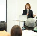 デザイン講義を行いました