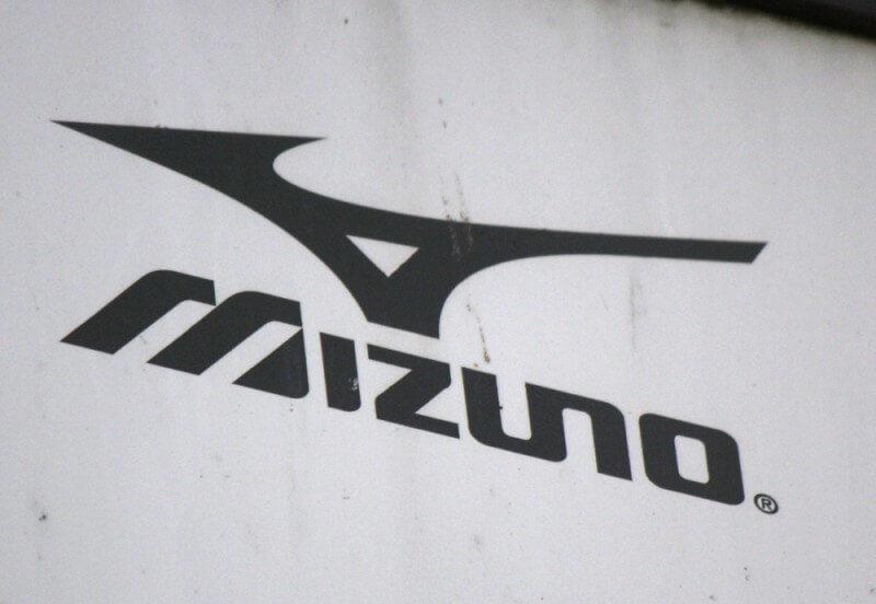 MIZUNOのロゴデザイン