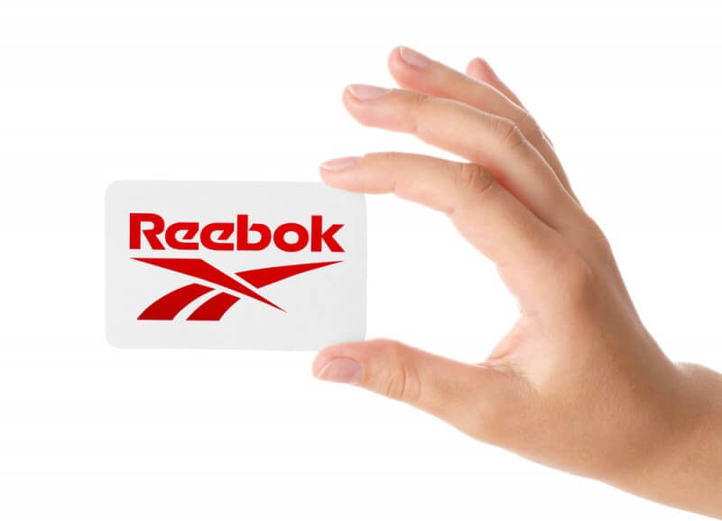 リーボックの旧ロゴ