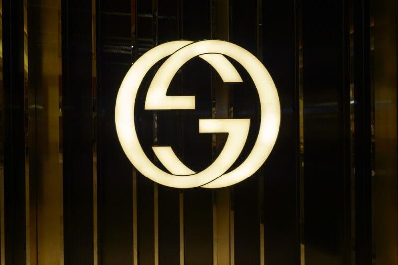 グッチのロゴデザイン