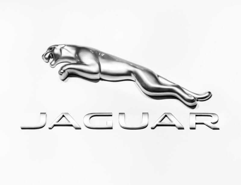 ジャガーのロゴデザイン