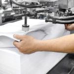 取り扱い印刷用紙と表面加工について