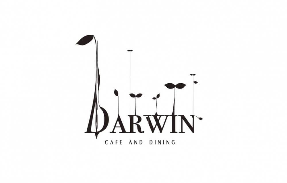 カフェ&ダイニングのロゴマーク