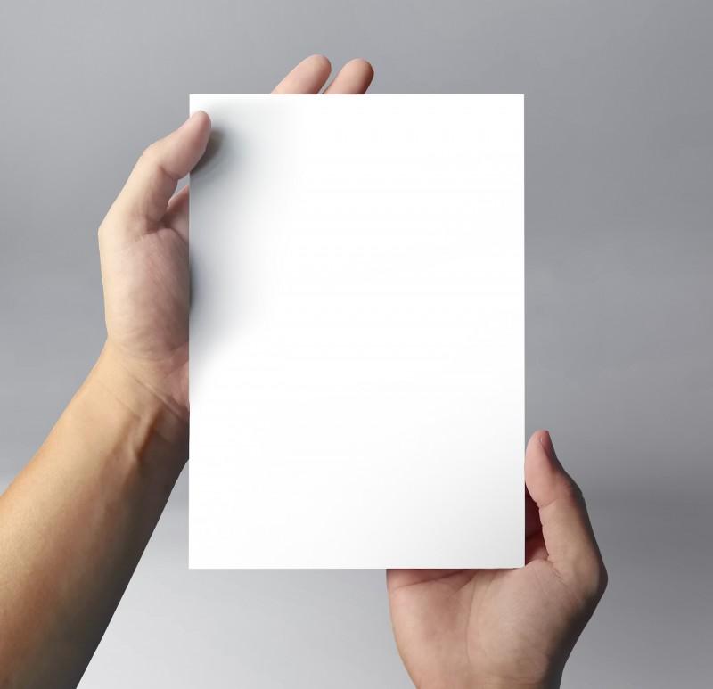 A5用紙サイズ縦