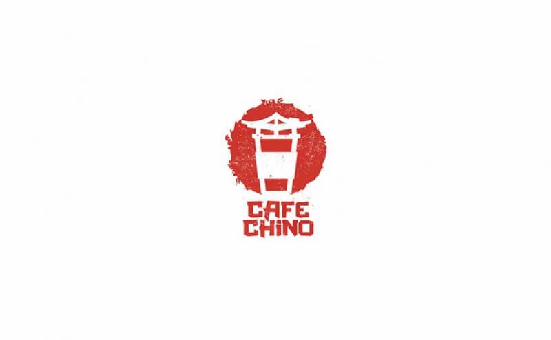 中国茶カフェのロゴ