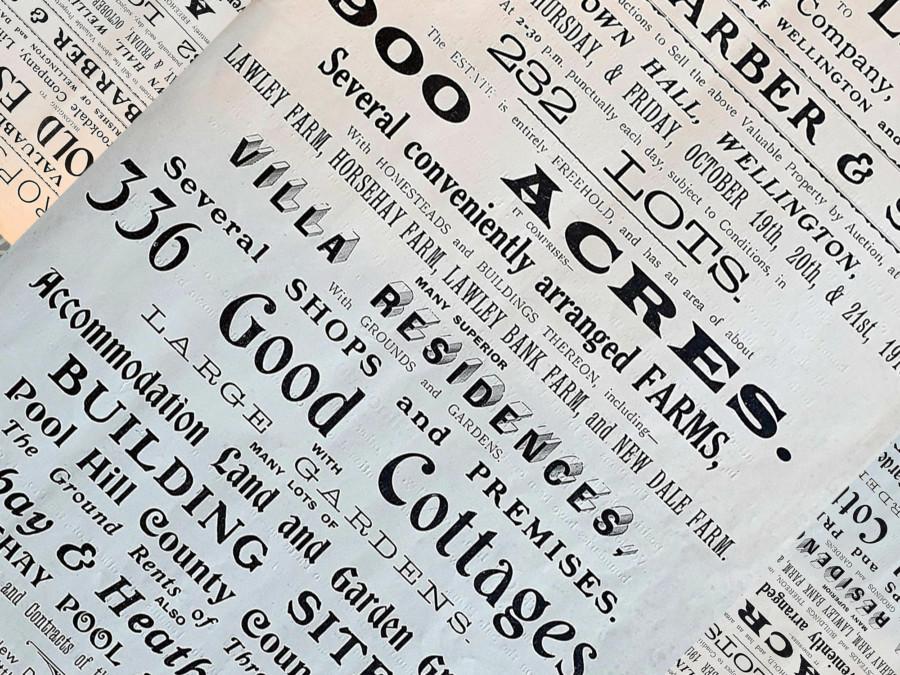 フォントと書体について
