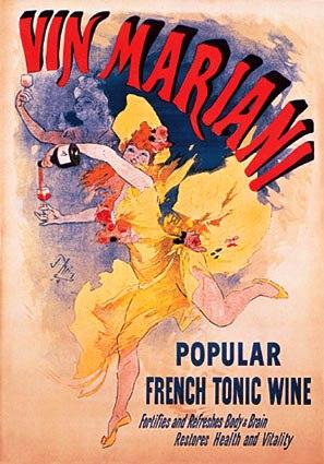 ワインのポスター