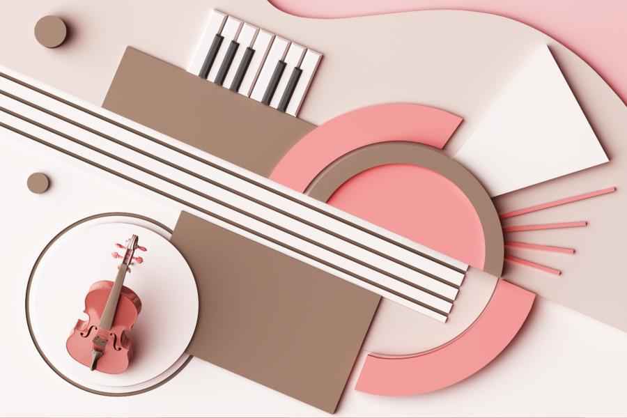 『音楽』と『グラフィックデザイン』の関係性について