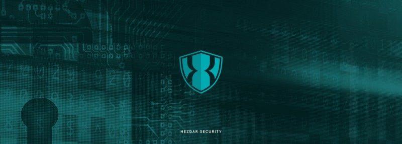 セキュリティ企業のロゴデザイン