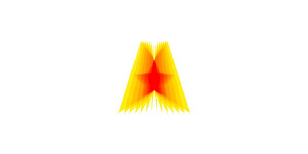 Aと星のモノグラム