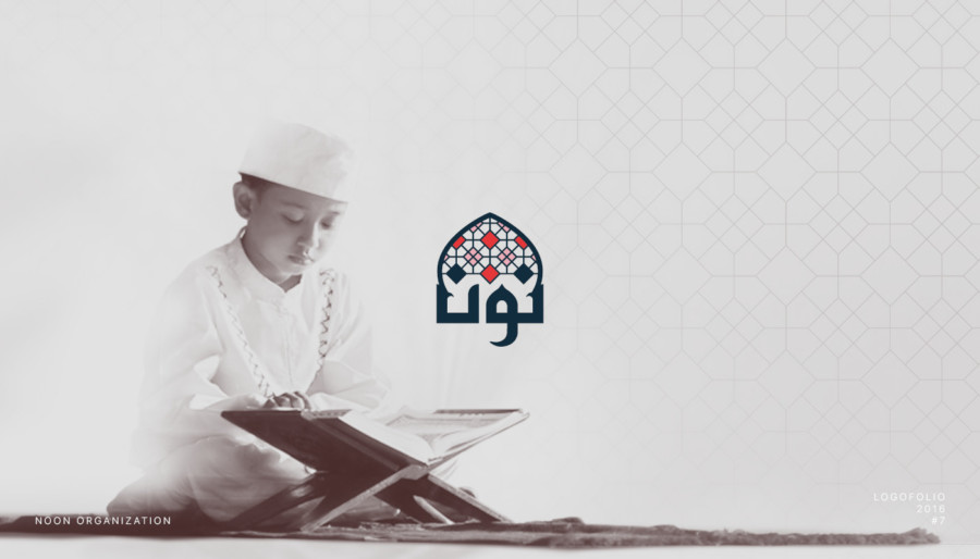 モスク風のロゴマーク