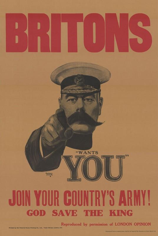 イギリスのポスター