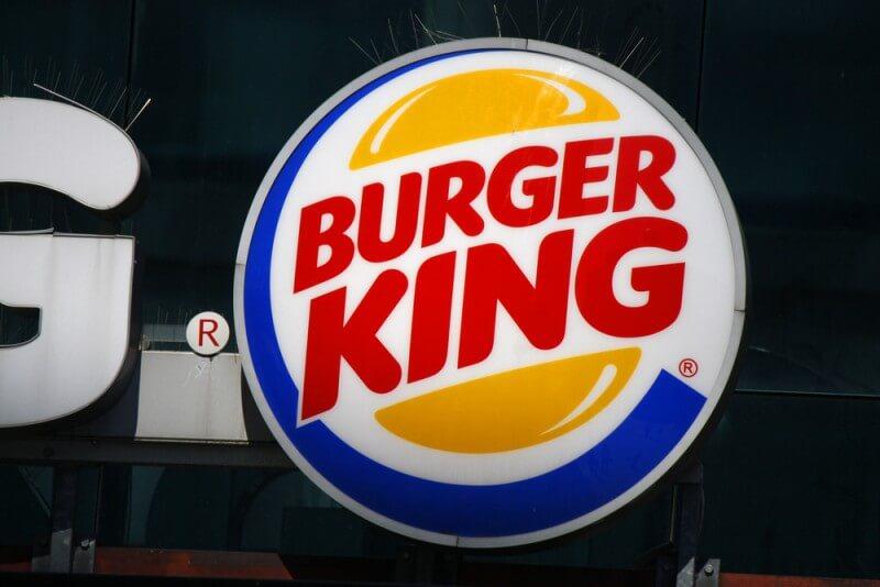 バーガーキングのロゴ