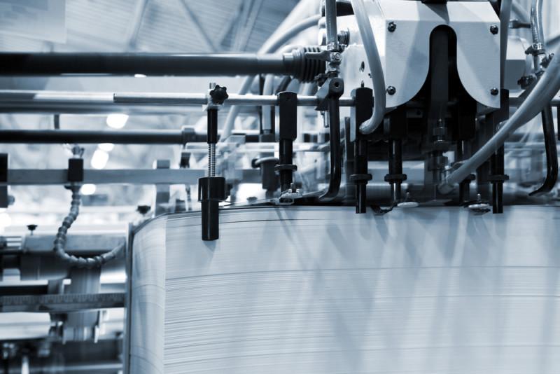 枚葉印刷機