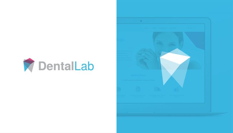 歯科医のロゴ制作例