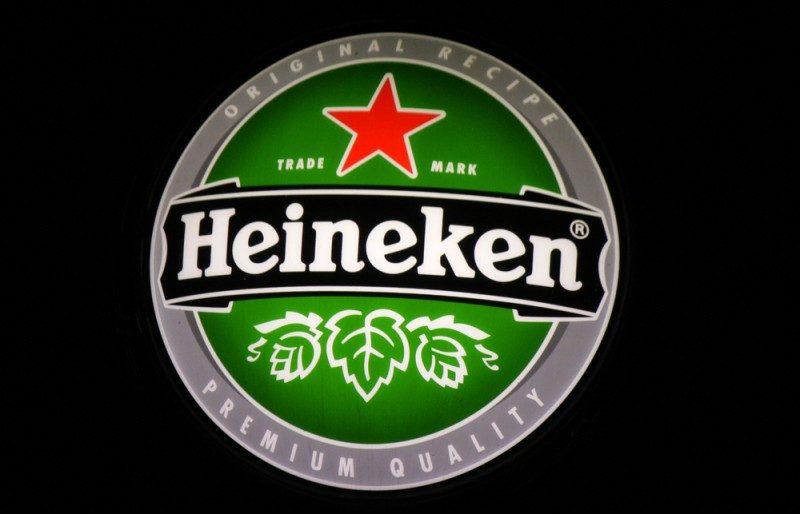 ハイネケンのロゴ