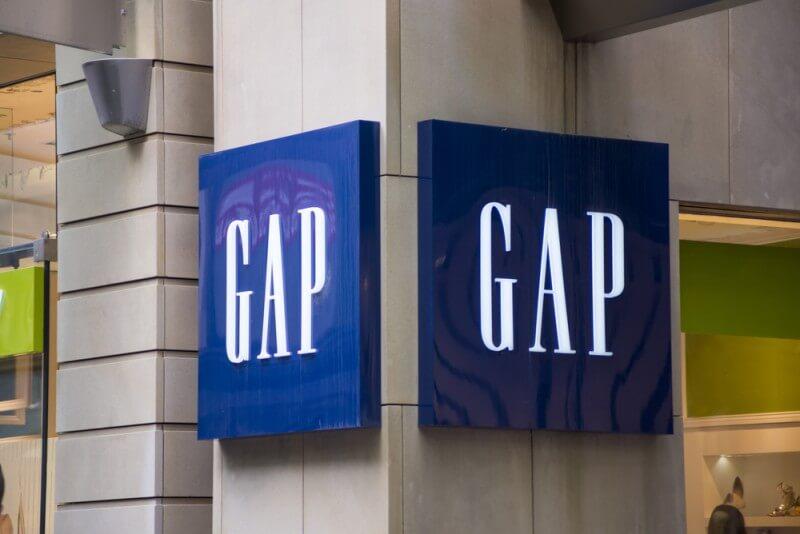 GAPのロゴデザイン