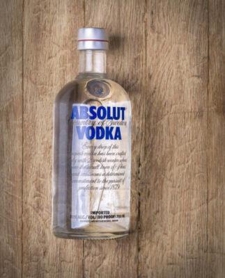瓶の透明感