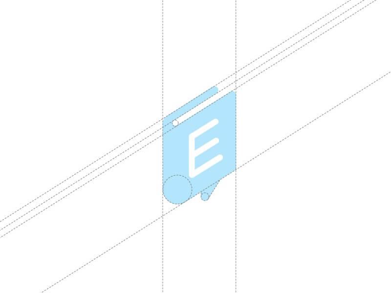 教育関係の企業ロゴ製作例