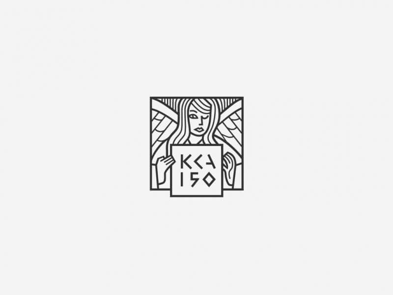 アール・ヌーヴォーに関するロゴ