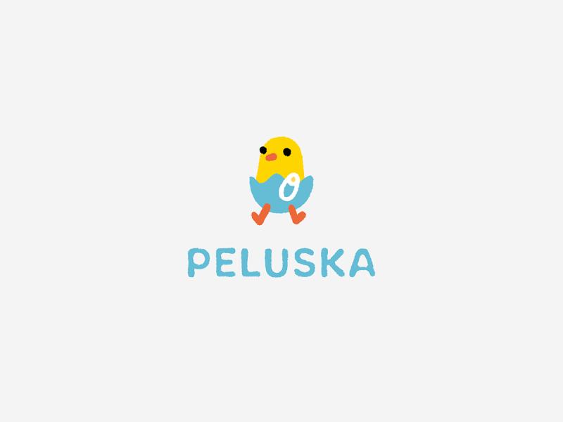 オムツメーカーのロゴデザイン