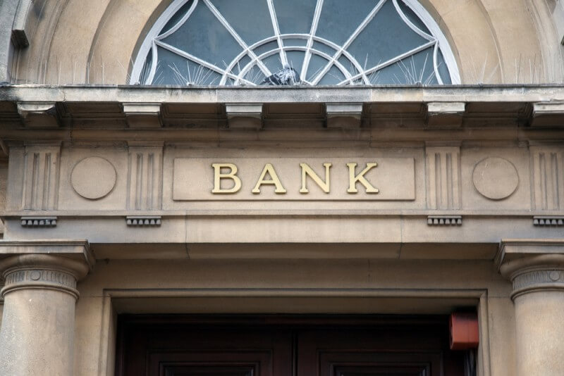 銀行のロゴについて