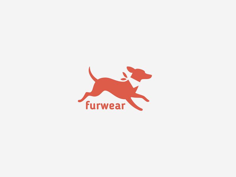ペット用品店のロゴデザイン