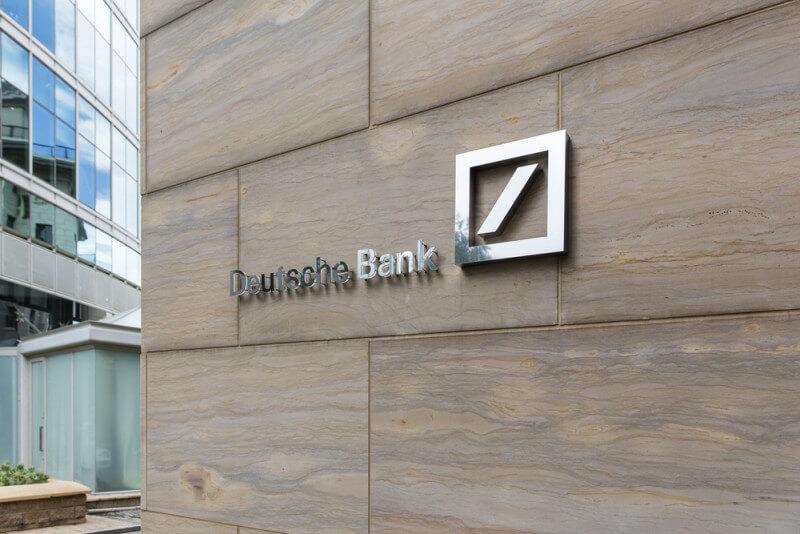 ドイツ銀行のロゴマーク