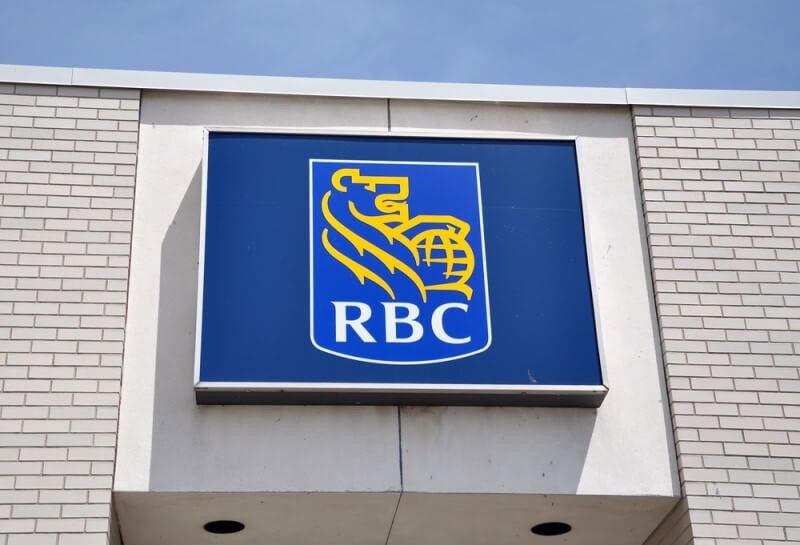 カナダロイヤル銀行のロゴマーク