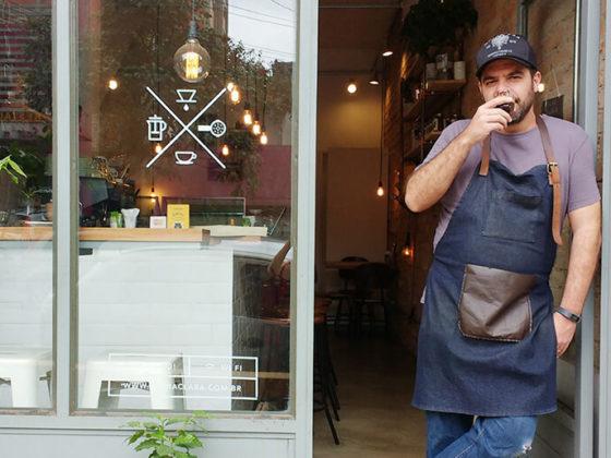 カフェのブランディング事例
