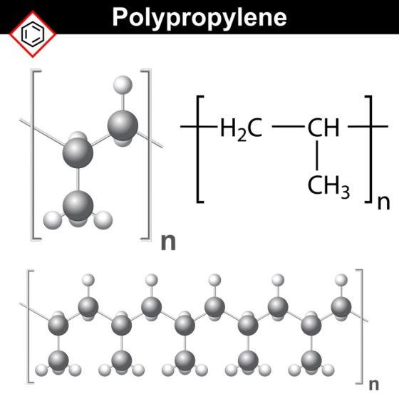 ポリプロピレンの化学式