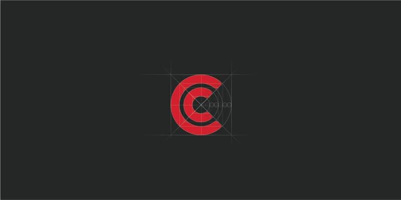ヘッドフォンブランドのロゴ