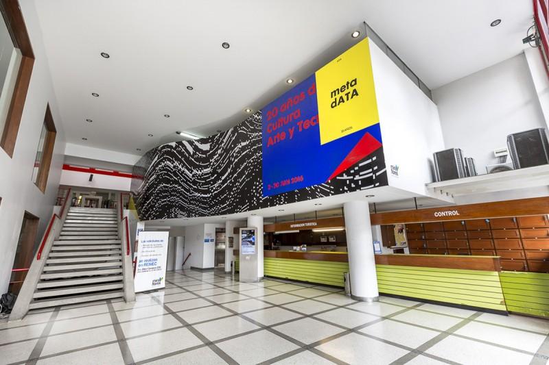 展示会場のグラフィックデザイン