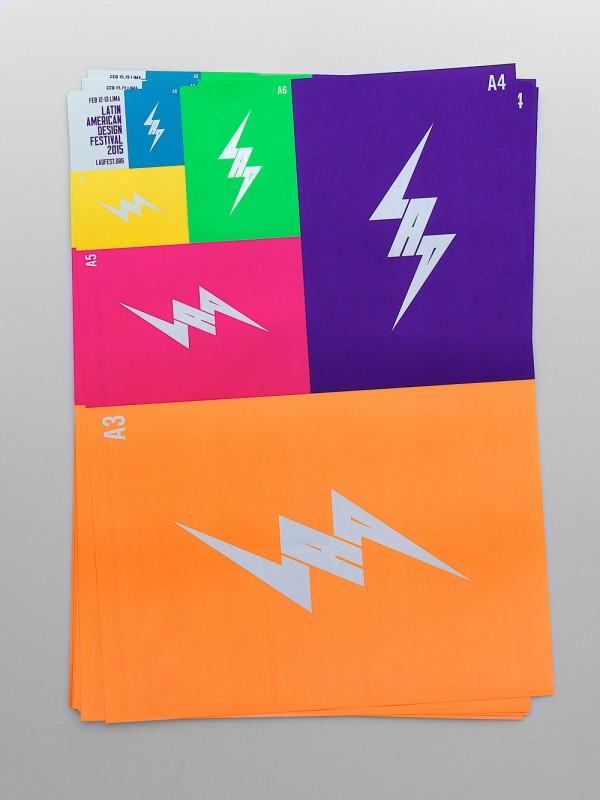 デザインフェスティバルのポスター