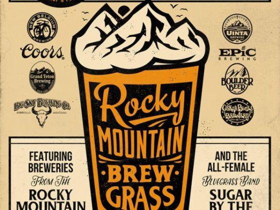 ビールのポスターデザイン