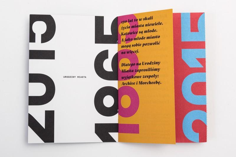 式典イベントの冊子デザイン
