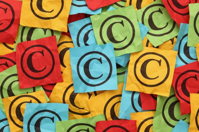 ロゴマークの著作権について