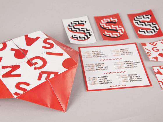 若手デザイナーの斬新なポスター&チラシ制作例
