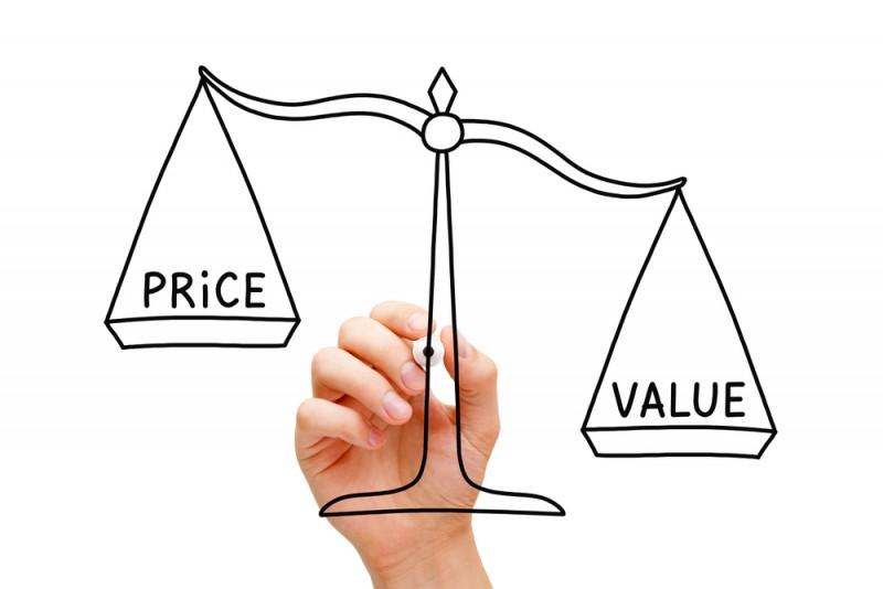チラシ作成費用と価値のバランス