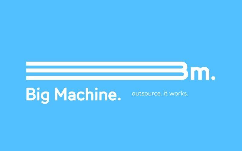 代理店企業のロゴデザイン作成例