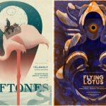 デジタル表現に新たな旋風を起こす、スペインのデザイナーのポスターたち