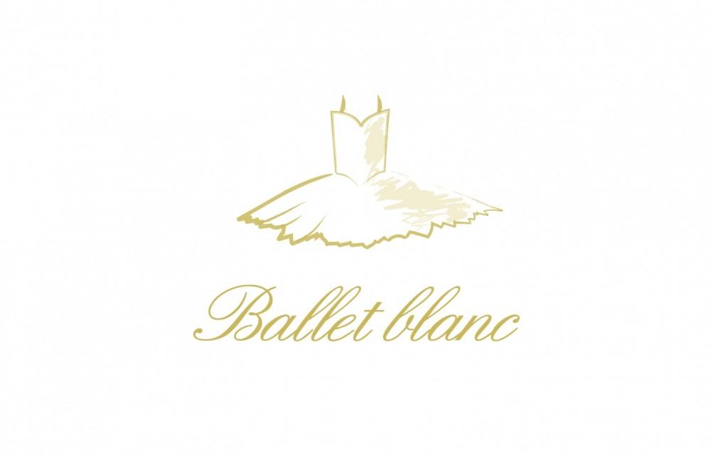 バレエスタジオのロゴ