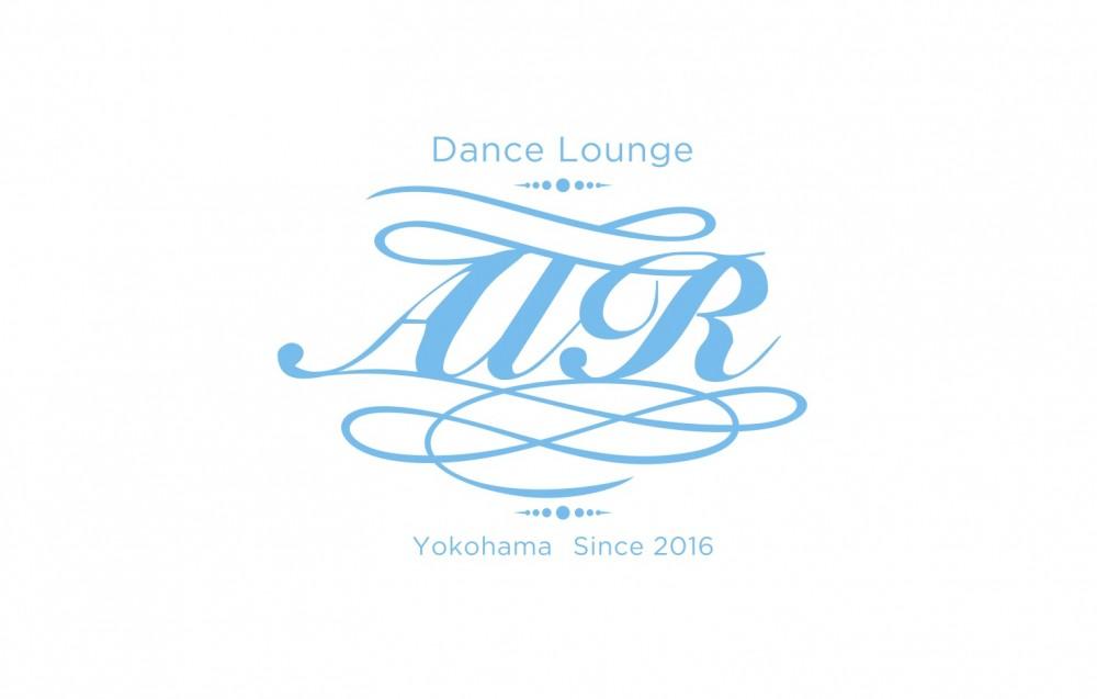 社交ダンス教室のロゴデザイン